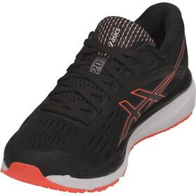 asics Gel-Cumulus 20 Shoes Women Black/Flash Coral